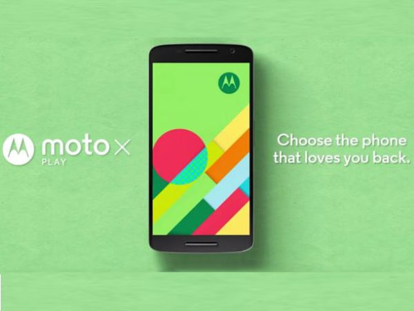Motorola tweets hint at an imminent launch of the Moto X Play in India