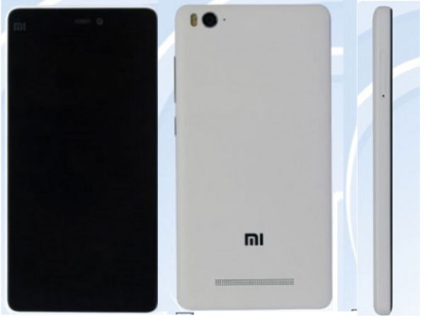 Xiaomi Mi4c Smartphone is Slated for a September 24 Launch