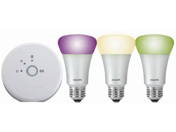 Philips introduces Hue lineup of smart LED lighting in India