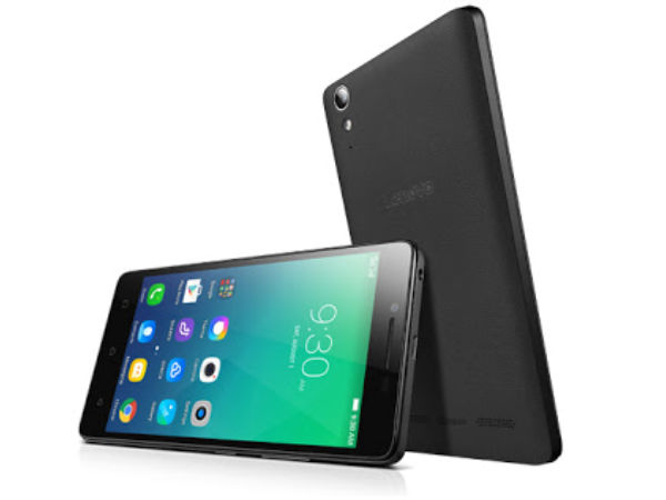 Lenovo A6010 crops up with SD410, 2GB RAM, 13MP camera