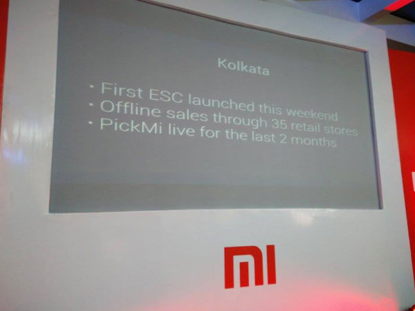 Xiaomi's adopting a unique way to approach offline retail in India