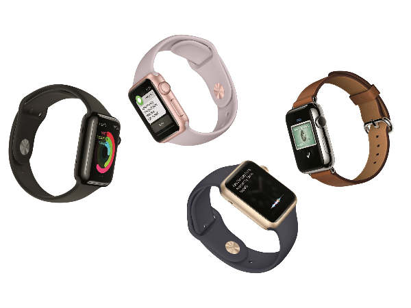 Apple Announces New Apple Watch Running The Latest WatchOS 2