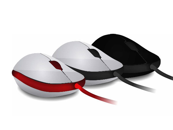 Portronics Launched Hanger Wired Mouse with Ambidextrous Design