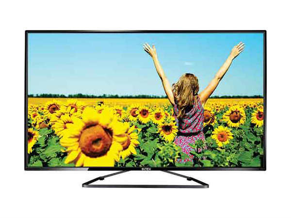 Intex Technologies Introduced, LED 5010 TV at Rs 39,990