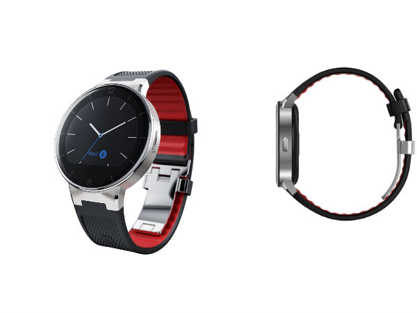 Alcatel Onetouch Launches 'WATCH' on Flipkart at Rs 7,99