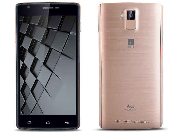 iBall Andi 5U Platino With 5-Inch Display Launched For Rs 4,599