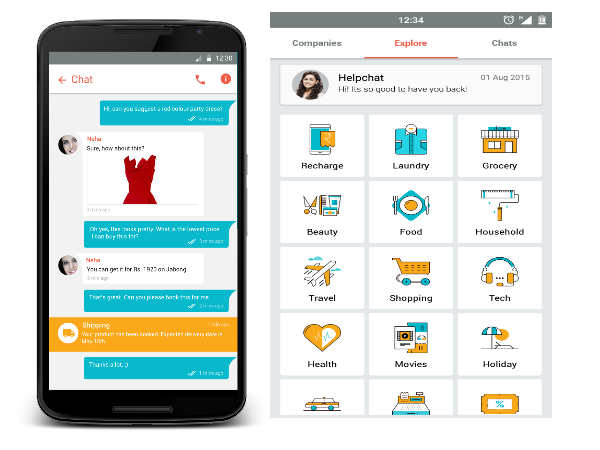 Helpchat Launched its Mobile App Across Android and iOS Platform