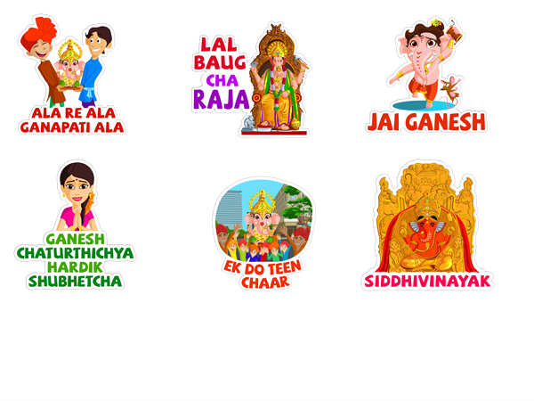 Hike Messenger Launches 26 New 'Ganesh Utsav' Stickers