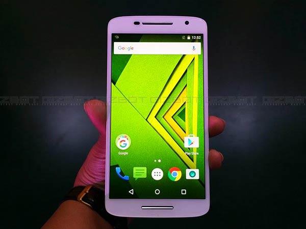 Motorola Moto X Play First Impressions