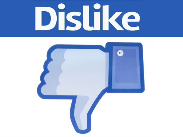 Don't 'like' her post? Facebook to soon have 'Dislike' button