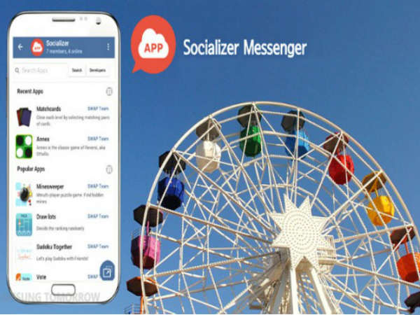 Samsung Socializer vs Facebook's WhatsApp