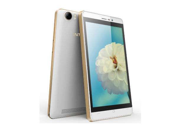 Intex Aqua Power II with 5-inch Display, Cast Screen Feature Launched