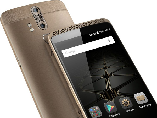ZTE Axon Elite 4G with Dual Camera and Retina Scanner up for pre-sale