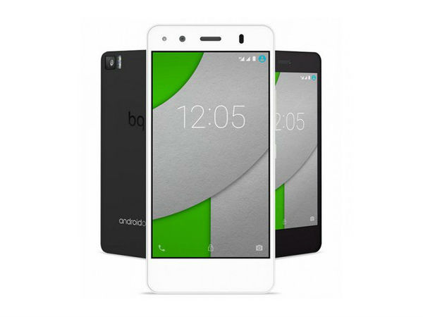 Google's Android One Latest Smartphone is BQ Aquaris A4.5!