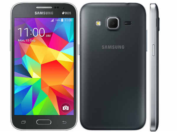 Samsung Galaxy Core Prime VE Comes for Rs 8,600