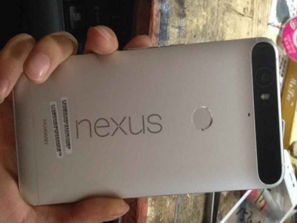 Huwei Nexus 6P Hints at 128GB Internal Storage [Report]