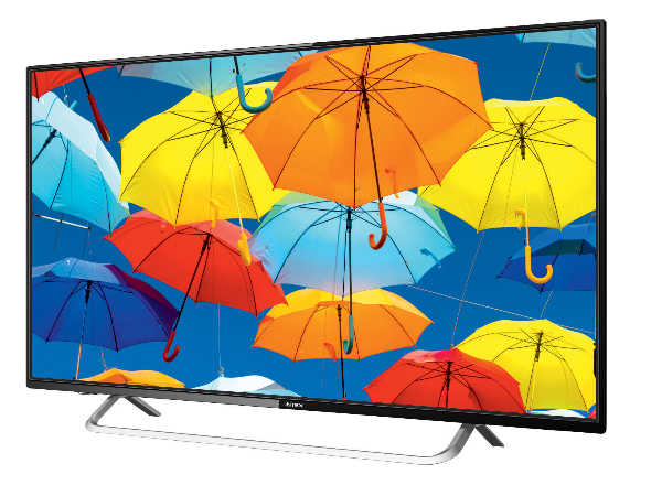 Intex Launched 4300 FHD LED Tv at Rs 32,000