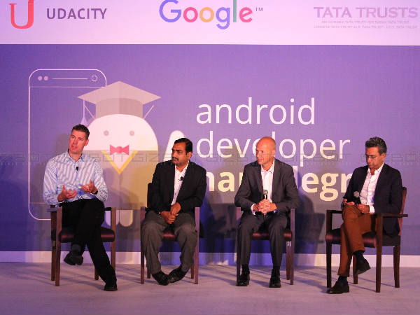 Google and Tata Trusts announce the launch of Android Nanodegree