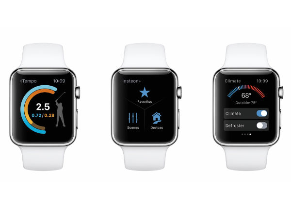 Apple watchOS finally rolling out with native support for apps