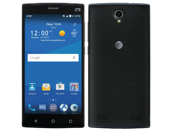 ZTE ZMAX 2 Smartphone Announced Officially