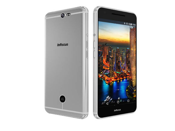 Infocus Launches M812 Smartphone with Snapdragon 801 CPU, 3GB RAM