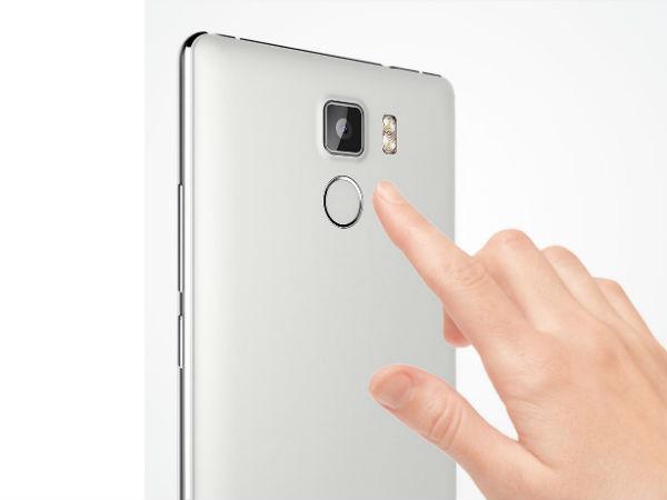 UMi Fair smartphone with Fingerprint scanner coming on Sept 25