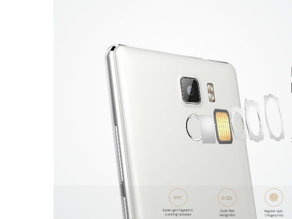 UMi Fair smartphone with Fingerprint scanner coming on Sept 25
