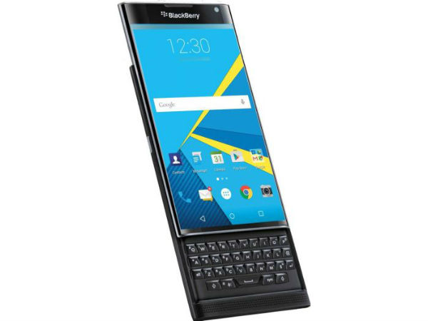 BlackBerry 'Priv' Android smartphone to come in colourful options