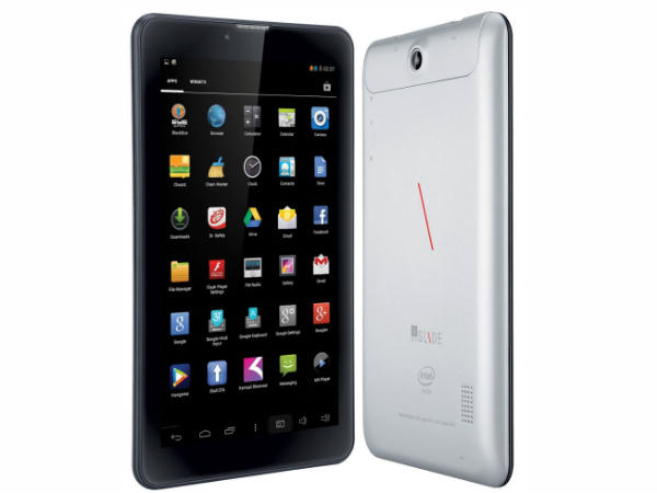 iBall Unveils Its First Intel Powered Voice-Calling Tablet At Rs 5535