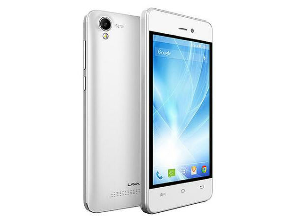 Lava Iris Fuel F1 Mini Android smartphone listed for Rs 4,399