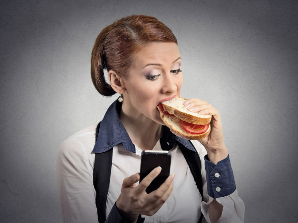 New app can help improve your erratic eating habits