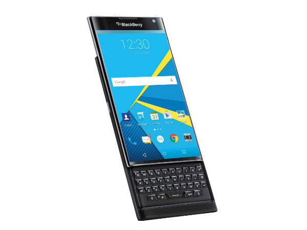 Android Powered Blackberry Priv to be Launched by this Year End