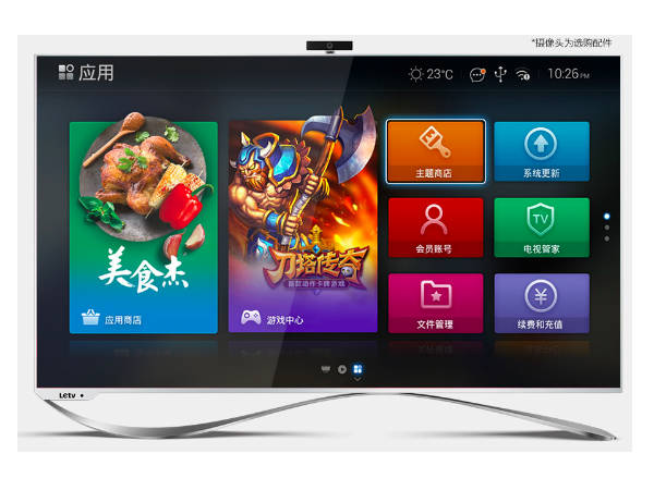 LeTV X40 Smart TV with Quad core chip and 2GB RAM now official