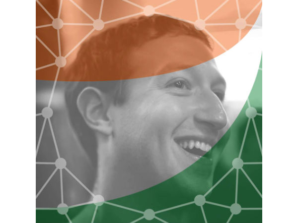 Zuckerberg shows support for 'Digital India', changes FB Profile Pic