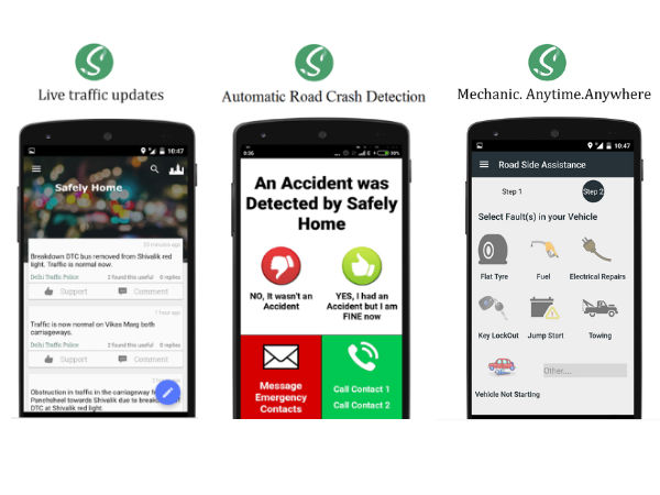 Road safety app launched in Haryana's Gurgaon