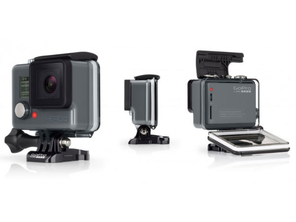 GoPro Hero+ Action Camera with Wi-Fi Support Launched