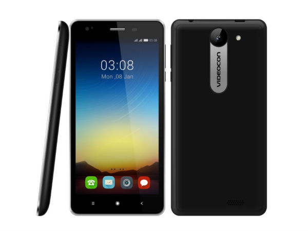 Videocon Launches Infinium Z51Q Star and Z51 Punch Smartphones