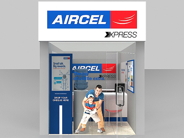 Aircel to Have 1,000 Xpress Stores Aacross India by Q1 2016