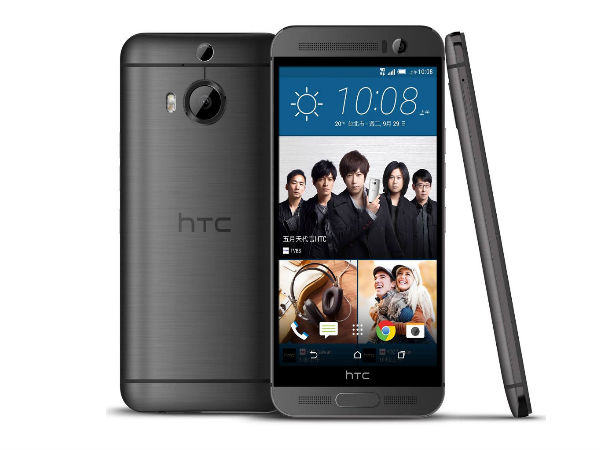 HTC One M9+ Aurora Edition with 21MP Camera, 3GB RAM Announced