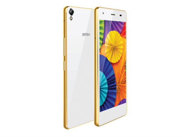 Intex Aqua Ace with 3GB RAM, Quad-Core CPU Launched at Rs 12,999