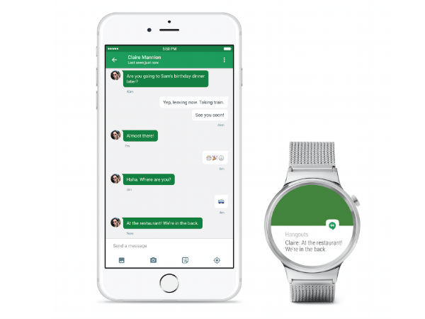 Android Wear App Now Available in iPhone