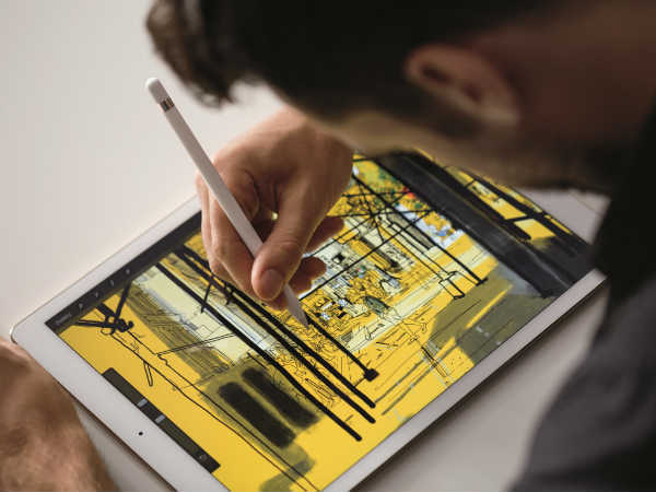 Apple unveils the New iPad Pro with A Huge 12.9-inch Screen