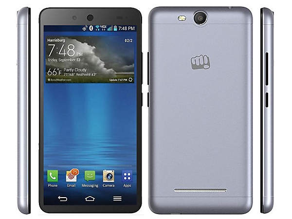 Micromax Canvas Juice 3 Q392 with 4000mAh Battery Available for Sale