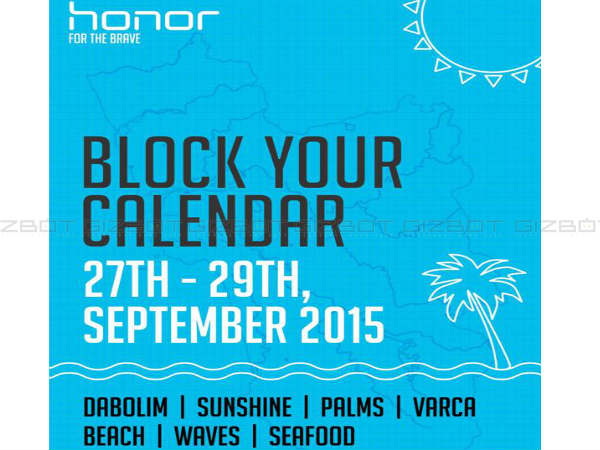 Huawei Honor 7 to launch in India this month