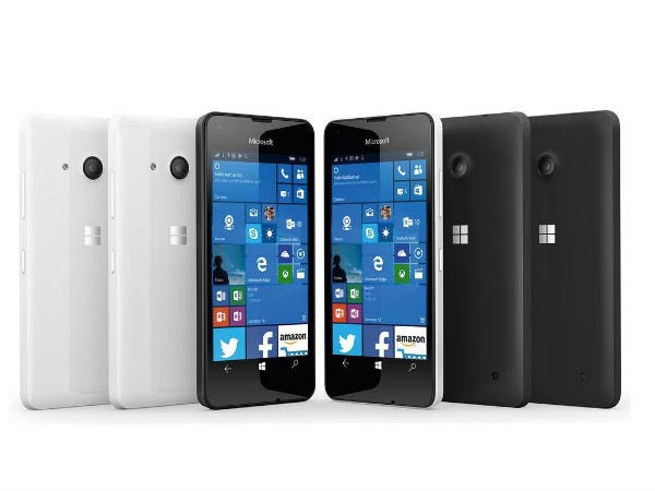 Microsoft Lumia 550 Official Renders Leaked Online Ahead of Launch