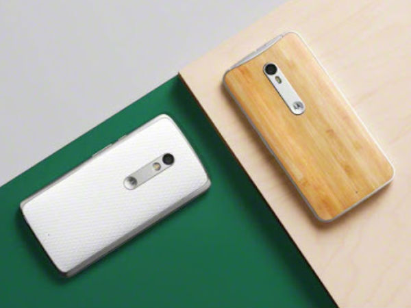 Multitasking is a breeze with a 3GB of RAM on the Moto X Style