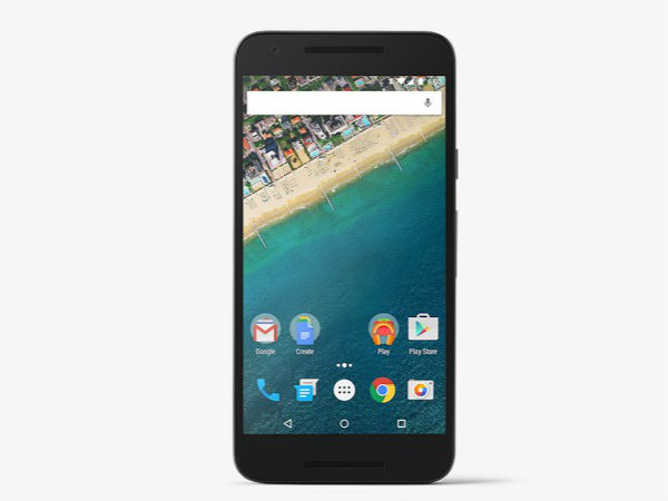 LG Nexus 5X comes with Android Marshmallow out of the box