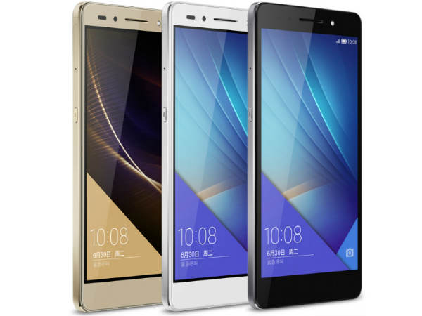 Honor 7 To Launch In India In The Second Week Of October!