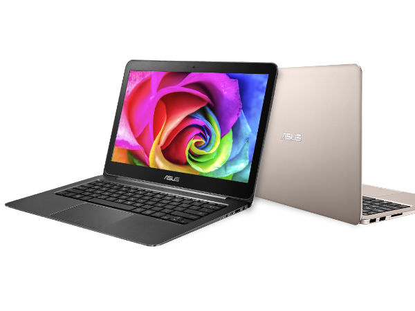Asus Launches 13-Inch ZenBook Laptop Powered By Windows 10
