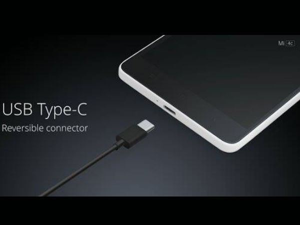 Latest gen USB Type C port